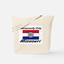 University City Missouri Tote Bag