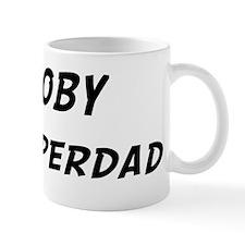 Coby is Superdad Mug