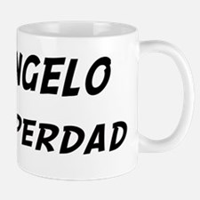 Dangelo is Superdad Mug