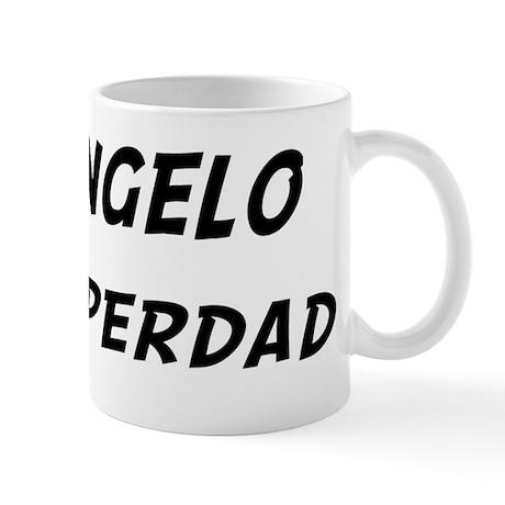 Dangelo is Superdad Mug