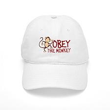 Obey The Monkey Cap
