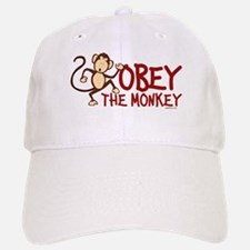 Obey The Monkey Cap
