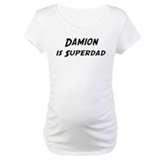 Damion is Superdad Shirt