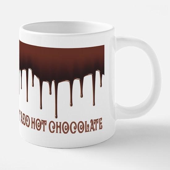 Instant Happiness.png 20 oz Ceramic Mega Mug