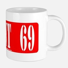 Cute 69 20 oz Ceramic Mega Mug