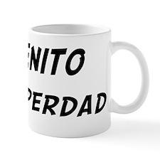 Benito is Superdad Mug