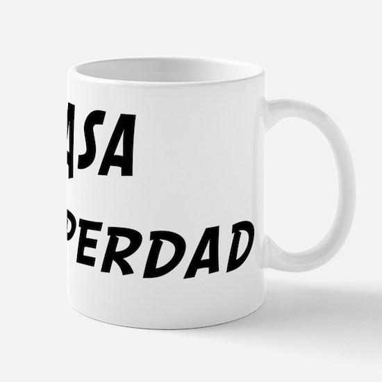Asa is Superdad Mug