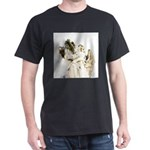 New Orleans cemetery angel Black T-Shirt