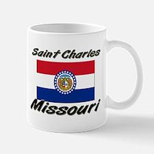 Saint Charles Missouri Mug