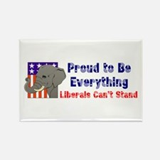 Proud to be everything liberals can't stand Rectan