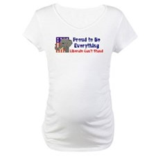 Proud to be everything liberals can't stand Matern