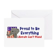 Proud to be everything liberals can't stand Greeti