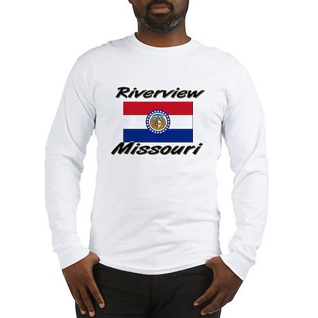 Riverview Missouri Long Sleeve T-Shirt