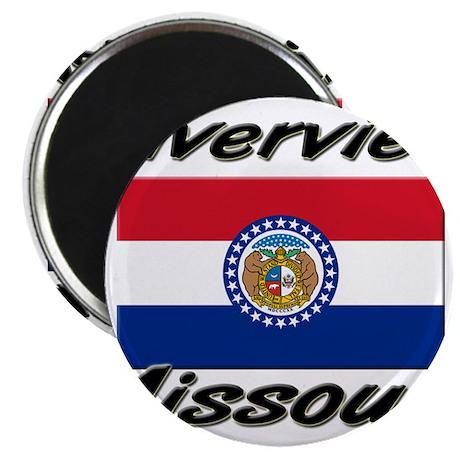 "Riverview Missouri 2.25"" Magnet (10 pack)"