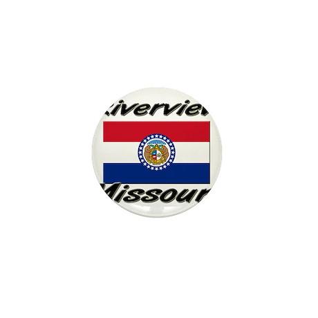 Riverview Missouri Mini Button (10 pack)