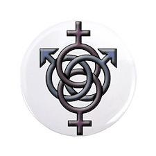 "Swingers Symbol 3.5"" Button"