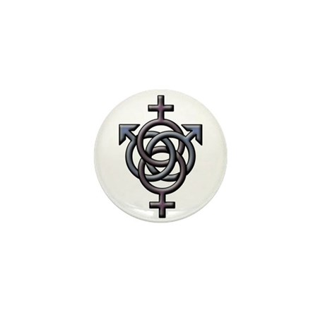 Swingers Symbol Mini Button (10 pack)