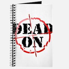 Dead-On (gunsight) Journal