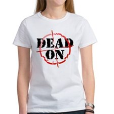 Dead-On (gunsight) Tee