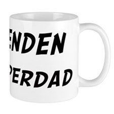 Brenden is Superdad Mug