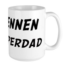 Brennen is Superdad Mug