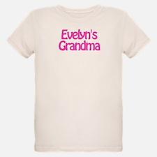 Evelyn's Grandma T-Shirt