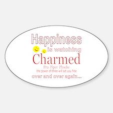Unique Charmedtv Sticker (Oval)