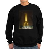 Eiffel tower Sweatshirt (dark)
