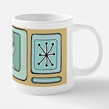 Lucinda w/glasses 20 oz Ceramic Mega Mug