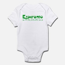 Yes you can swear in it Infant Bodysuit