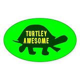Turtles Bumper Stickers