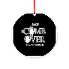 COMBOVER - Ornament (Round)