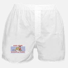 Wrestle Hard Boxer Shorts
