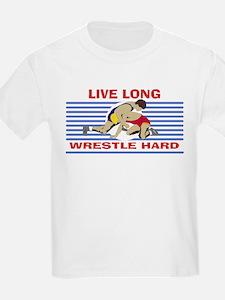 Wrestle Hard T-Shirt