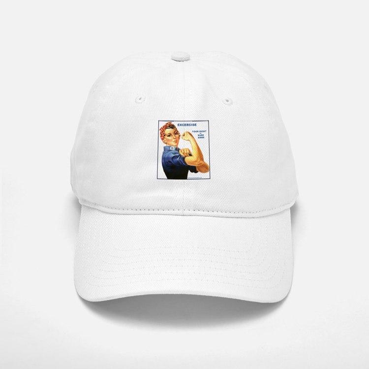 Bare Arms Baseball Baseball Cap