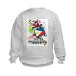 Philippines Kids Sweatshirt