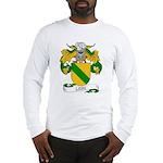 Leoz Coat of Arms Long Sleeve T-Shirt