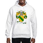 Leoz Coat of Arms Hooded Sweatshirt