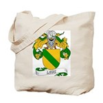 Leoz Coat of Arms Tote Bag