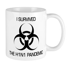 Survived the H1N1 Pandemic Mug