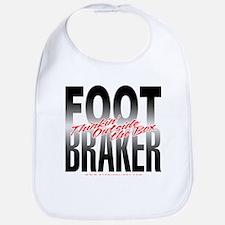 Footbraker: Thinkin' Outside  Bib