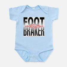 Footbraker: Thinkin' Outside  Infant Creeper