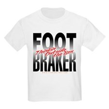 Footbraker: Thinkin' Outside  Kids T-Shirt