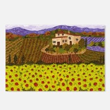 Cute Napa valley Postcards (Package of 8)