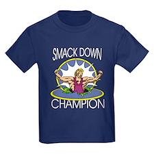 Kids Navy Blue T-Shirt
