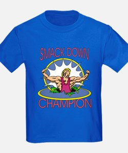 Smack Down Wrestling T