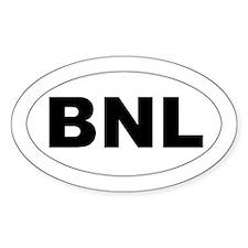 BNL Decal