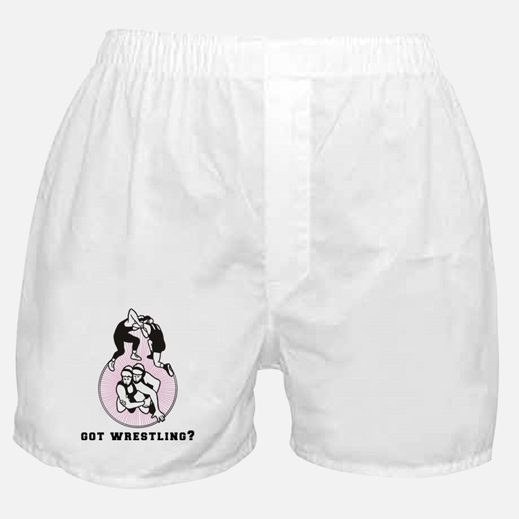 Got Wrestling Boxer Shorts