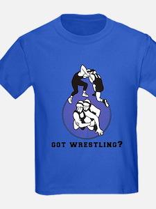 Got Wrestling T