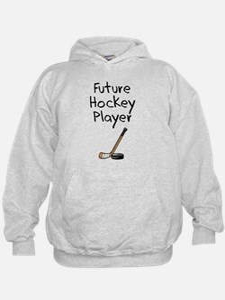 Future Hockey Player Hoodie